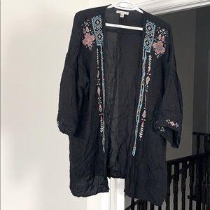American Eagle Kimono Top